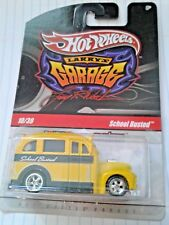 hot wheels school busted yellow #10