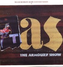 """Armoury Show We Can Be Brave Again Xtended UK 12"""""""