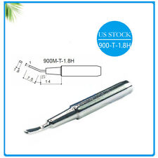 NEW Soldering Iron Tips 900M-T Series 1.8H Soldering Iron Tip replace