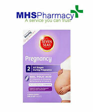 Seven Seas Pregnancy Multivitamin with Folic Acid, 4 Week Supply - 28 Capsules