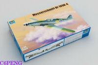 Trumpeter 02299 1/32 Messerschmitt Bf109K-4 hot