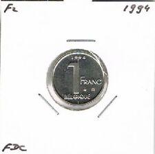 Belgium / Belgique french 1 franc 1994 BU - KM187