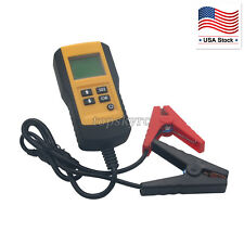LCD Digital Car Battery Tester Analyzer Diagnostic Load Life Tester AE300 US