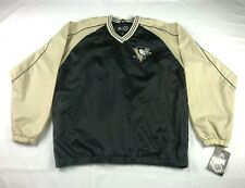 PITTSBURGH PENGUINS NHL G-III SPORTS BY CARL BANKS PULLOVER SZ LARGE NWT
