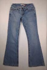 Aeropostale Women's Hailey Skinny Flare Light Wash Jeans - Size (00 Short)