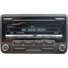 VOLKSWAGEN RCD310 CD RADIO MP3 PLAYER CAR STEREO CODE SCIROCCO TOURAN SHARAN