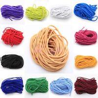10M Elastic Cord For DIY Desigh Making Hair Rope 2.5mm New
