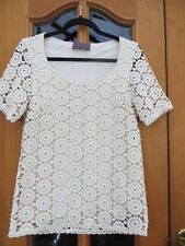 LADIES SIZE 12 TOP BY GREAT PLAINS EX CON