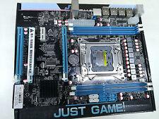 SCHEDA MADRE D-X79-D3N DDR3 SOCKET 2011 MOTHERBOARD X79 INTEL JEGY 3 PCI EXPRESS