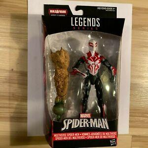 marvel legends spiderman 2099 sandman