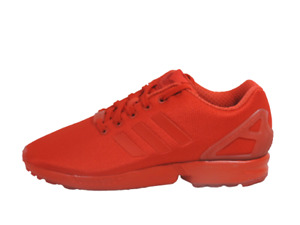 adidas ZX Flux Red Sneakers for Men for Sale | Authenticity ...