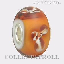 Authentic Troll bead Fur Flower Trollbead *RETIRED*   61175