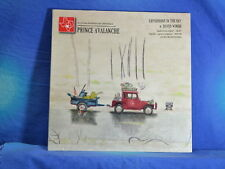 Explosions In The Sky & David Wingo - Prince Avalanche (OST), LP, neu/OVP