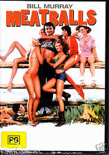 MEATBALLS * BILL MURRAY, KATE LYNCH * NEW & SEALED DVD