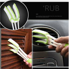 1Pcs Car Washer Microfiber Car Cleaning Brush Blinds Duster Car Care Clean Tools