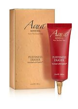 Aqua Mineral PUFFINESS ERASER remove puffy under eye bags from dead sea 25ml