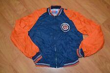 Vintage OG 70s Detroit Tigers Zip Windbreaker Jacket Youth 18 34 Chest Sears