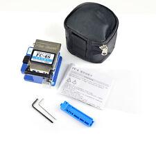 New FC-6S Metal Optical Fiber High Precision Cleaver Electric Cut Cutting Tools