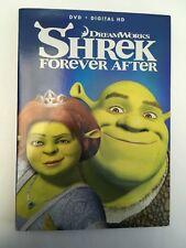 Shrek Forever After DVD New With Slip Cover
