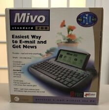 Mivo Standard 200 Portable Personal Email Workstation in Original Box