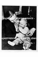 "MARK JONES BUSBY BABES VERY RARE 1957 MANCHESTER UNITED 12 X8""  PRINT & COA"