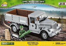 COBI Opel Blitz 3,6-36S / 2449 A / 310 pcs blocks WWII German auto Small Army ,,
