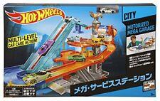 Mattel Hot Wheels MOTORIZED MEGA GARAGE BGJ18  Japan
