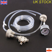 UK Plant Fishing Tank CO2 Generator Kit Aquarium Check Valve DIY System Diffuser
