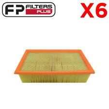 6 x PA4148 Baldwin Air Filter 7.3L F250 F350 1C3Z9601AA, A1497, AF26203, P602658