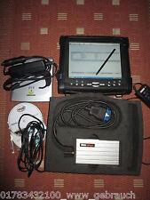 WOW Würth IQ310 Snooper Bluetooth mit Tablet PC Diagnosegerät Tester Diagnose
