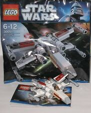 Lego 30051 Star Wars X-Wing Jäger / Fighter OVP