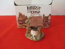 "Vintage Lilliput Lane ""Wishing Well"" Decorative Collectible 1988/9 Signed"