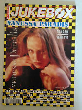 JUKEBOX MAGAZINE N°135 1998 VANESSA PARADIS + POSTER DANNY BOY ET SES PENITENTS