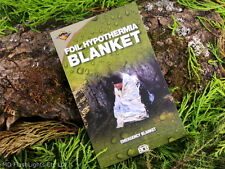 BCB FOIL HYPOTHERMIA EMERGENCY BLANKET SURVIVAL CAMPING HIKING BUSHCRAFT