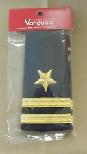 USN US NAVY O-3 LT LIEUTENANT SERVICE DRESS SLIP-ON EPAULET SHOULDER SLIDE RANK