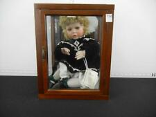 """The Hamilton Collection """"Hope"""" Porcelain Doll Numbered 3123B in Displ. Lot 31E"""