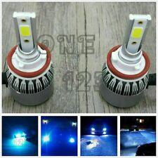 H16 H11 H9 H8 Bright 8000K ICE BLUE 8000LM CREE Headlight Bulbs LED Kit Low Beam