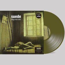 Suede Dog Man Star LIMITED EDITION GREEN Vinyl 2LP Album SEALED