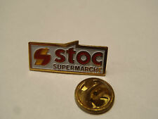 PIN'S Stoc supermarché