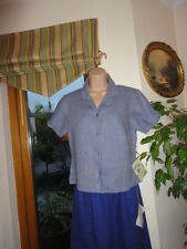 Gorgeous Linen top from Flax UK Size Small/Medium New with tags,RRP£62