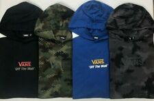 Men's Vans Hooded Long Sleeve Cotton Shirt