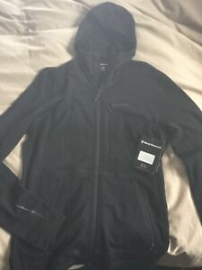 BLACK DIAMOND SOLUTION MERINO HOODY - MEN'S (Med) - New