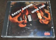 Savoy Brown - Wire Fire CD 1975 / 1991 Decca Germany