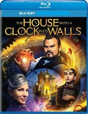 The House With a Clock in Its Walls (Bluray) No DVD No Dig No Slipcover 12/18