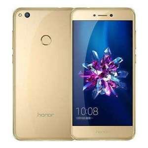 Huawei Honor 8 Lite 2017 Gold 16GB Mobile PRA-LX1 Dual Sim Smartphone BRAND NEW