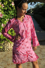 Butterfly V Neck Tunic, Kaftan Tops & Shirts for Women