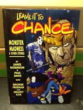Leave It to Chance Vol. 3 by James Robinson (2004, Hardcover) New
