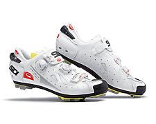 SIDI Dragon 4 Carbon MTB Shoes - White/White
