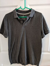 Tom Tailor Gray Men's Polo Shirt