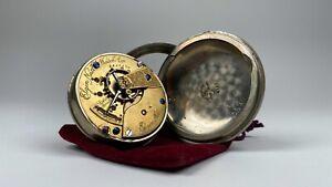 Elgin National Watch Co. Men's Antique Pocket Watch